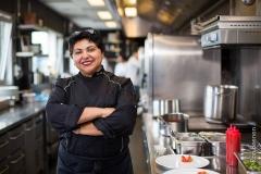 Chef Sylvia Dos Santos  - (c) Ron Beenen