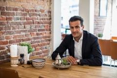Tweede Kamerlid van DENK Farid Azarkan - (c) Ron Beenen