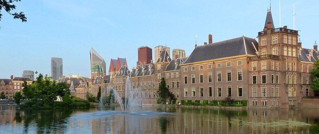 Hofvijfer Den Haag (foto Ron Beenen)